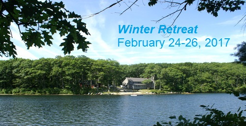 Winter Retreat at Camp Hi-Rock, February 24-26, 2017.